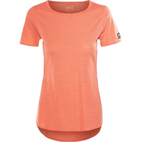 super.natural Comfort Japan Maglia a maniche corte Donna, blooming